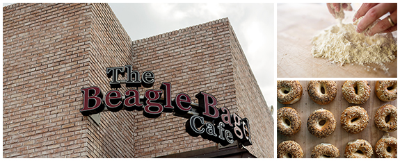Beagle Bagel Cafe Exterior